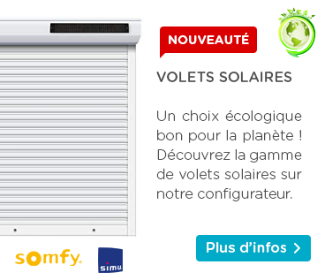 Volets Solaires